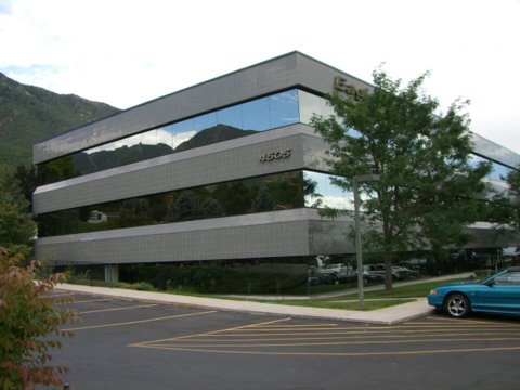 coporate office building